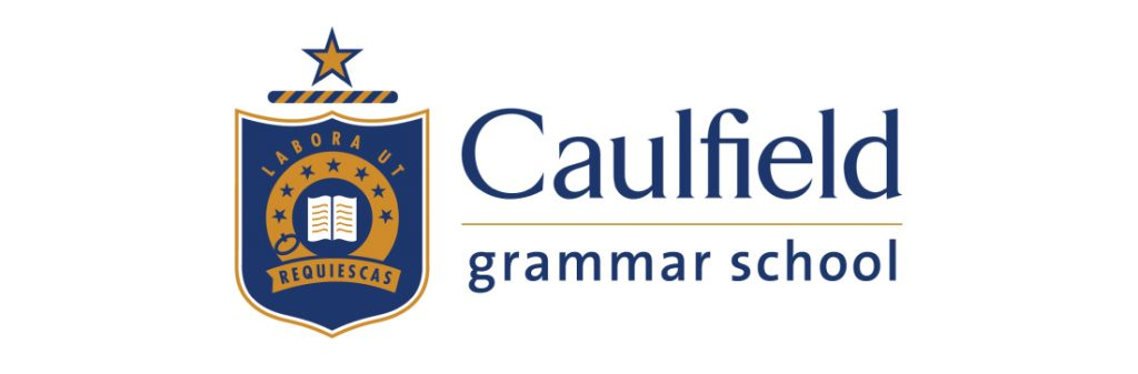 Caulfield Grammar School's logo