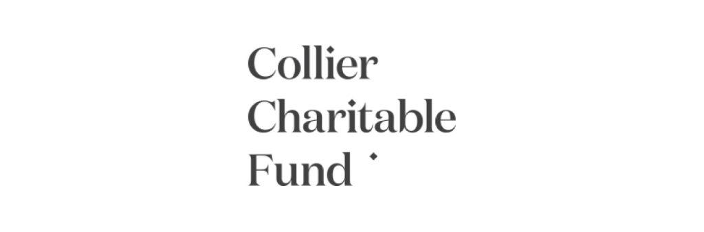 Collier Charitable Foundation's logo.