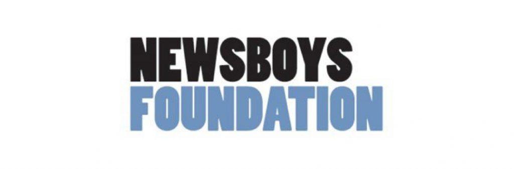 Newsboys Foundation's logo.