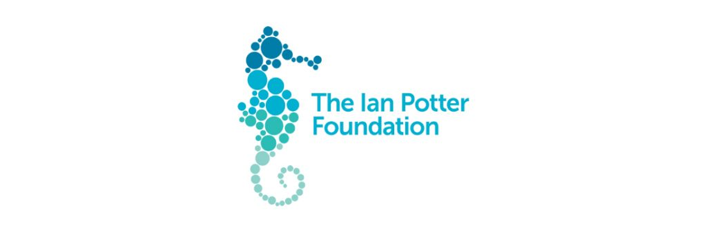 The Ian Potter Foundation's logo