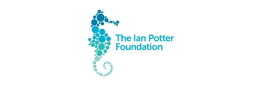 The Ian Potter Foundation's logo