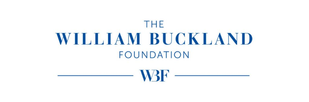 The William Buckland Foundation's logo